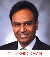 Headshot of Murshid Khan of Stewart Information Services